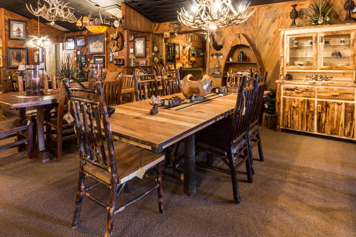 Rustic Timbers Furniture Co